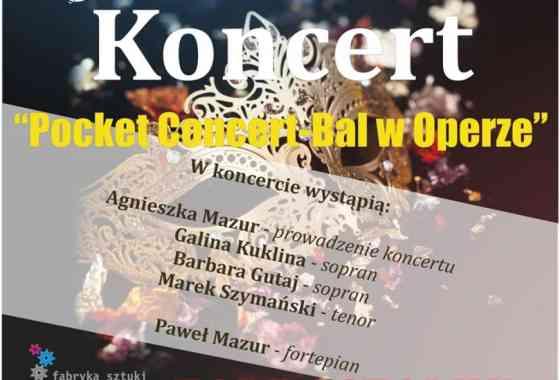 """""""Pocket Concert - Bal w Operze"""""""