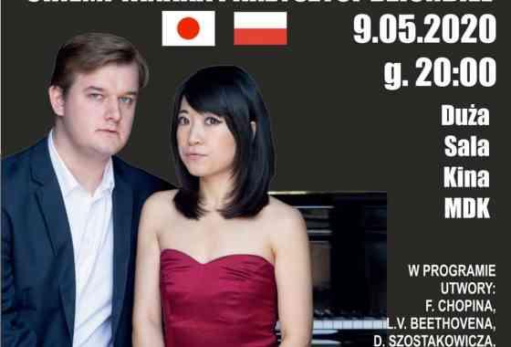Koncert Fortepianowy Chiemi Tanaka i Krzysztof Dziurbiel
