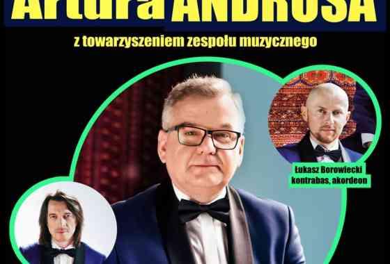 Recital Kabaretowy Artura Andrusa - ZMIANA TERMINU!
