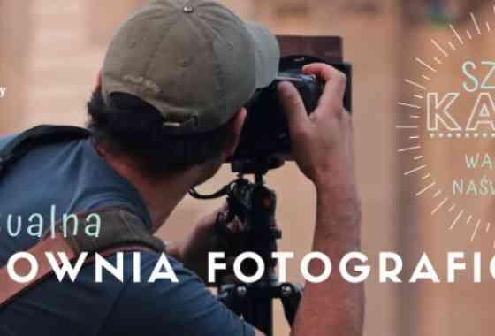 Ucz się FOTOGRAFII w domu!