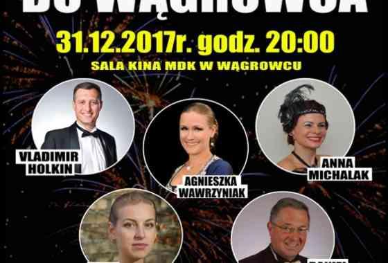 """Koncert Sylwestrowy """"Od Wiednia do Wągrowca"""""""